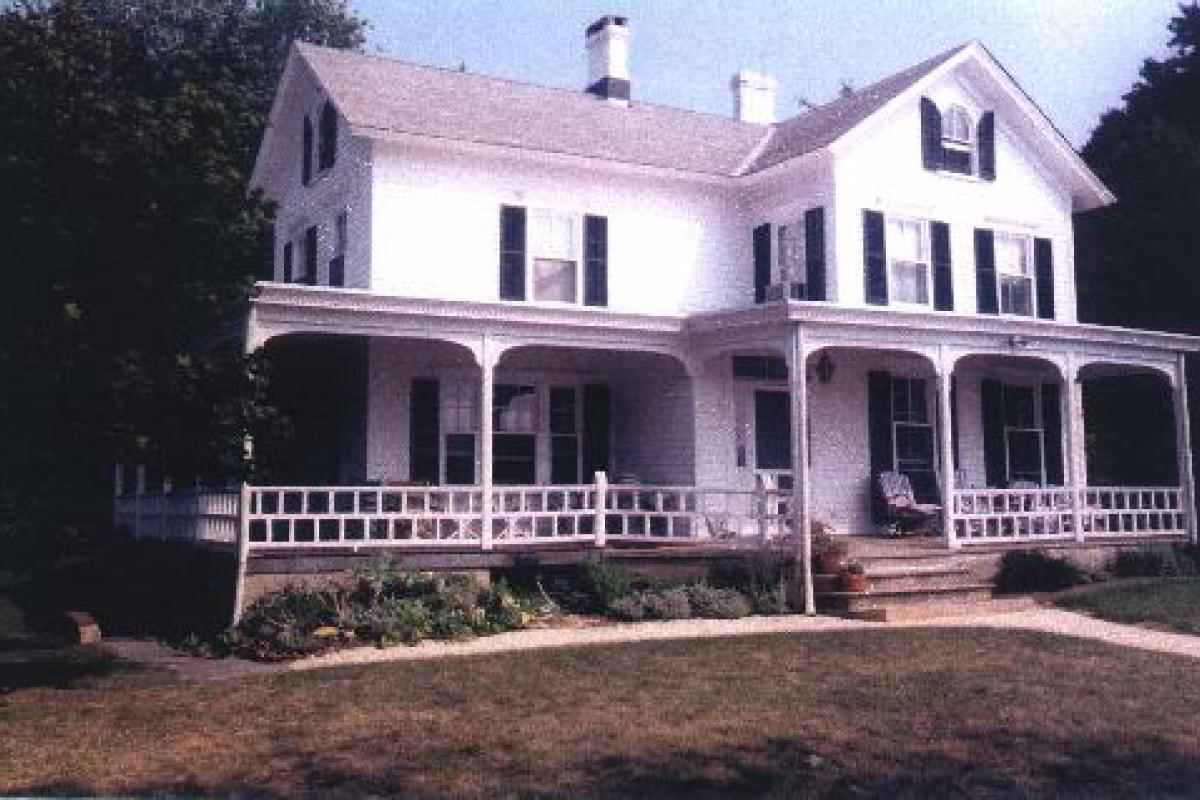 Historic and Oldest Home on the Manasquan River
