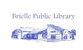 Drawing of the Brielle Library